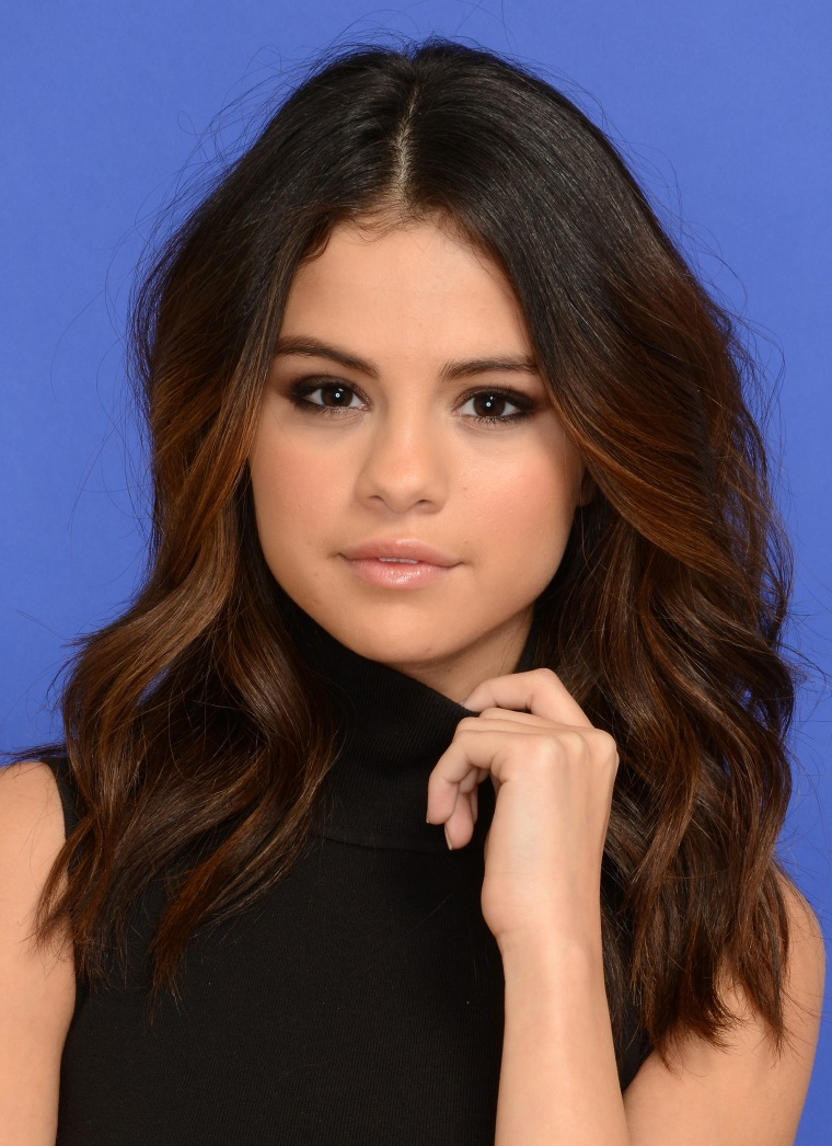 Selena Gomez beauty