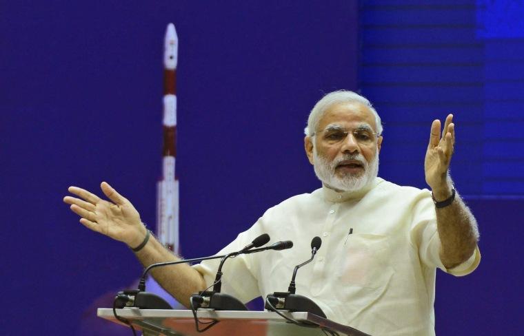 Image: Indian Prime Minister Narendra Modi