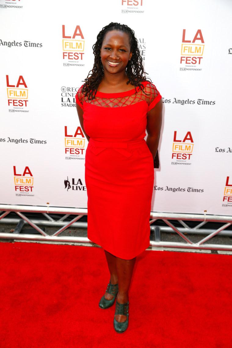 "2014 Los Angeles Film Festival - ""Dear White People"" Premiere - Arrivals"