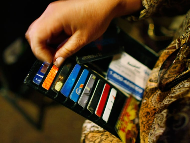 Image: Credit Card wallet