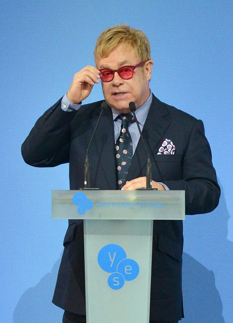 Image: Sir Elton John