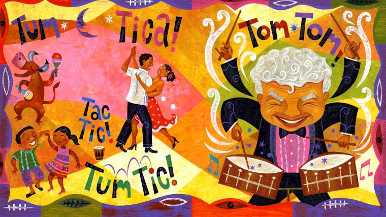 Image: Tito Puente, Mambo King