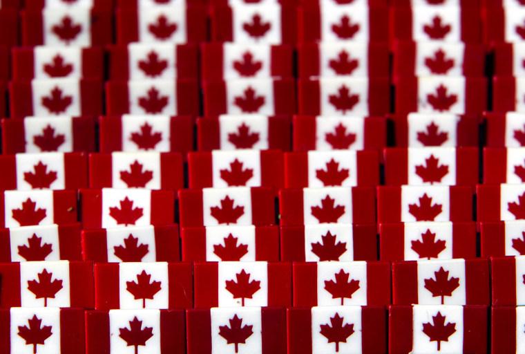 Image: Canadian flag