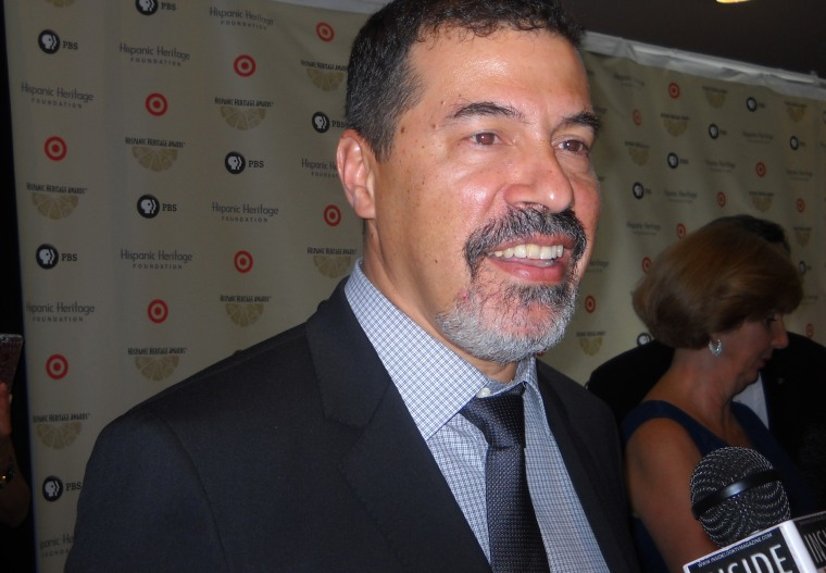 Dr. Vladimir Alvarado attends the 28th Annual Hispanic Heritage Awards