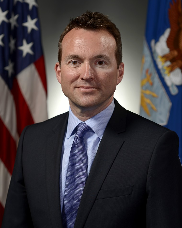 Acting Secretary of the Air Force, Eric Fanning
