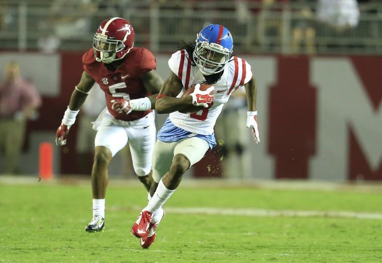 Image: NCAA Football: Mississippi at Alabama