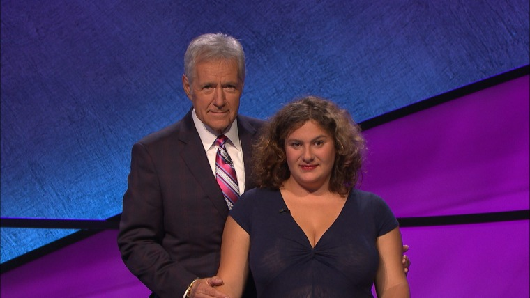 Jeopardy' contestant makes Alex Trebek say 'Turd Ferguson'