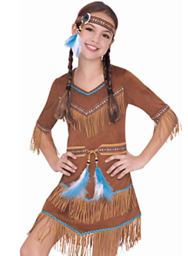 Native American Costume. TODAY Party City TODAY Party City TODAY  sc 1 st  Today Show : native american kids costumes  - Germanpascual.Com