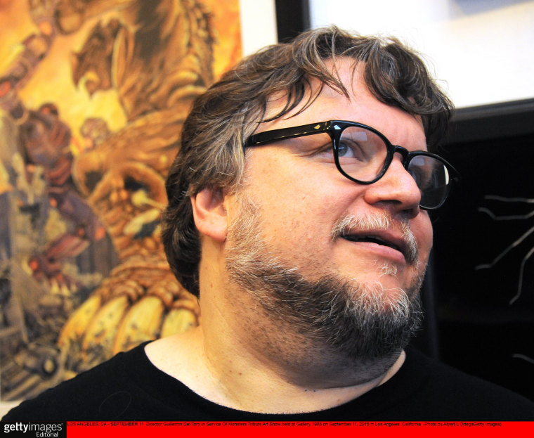 Image: Guillermo Del Toro: In Service Of Monsters Tribute Art Show