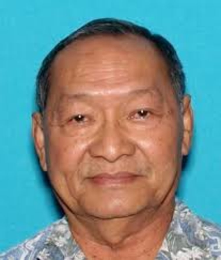 Luong Le, 71, was last seen on September 9th.