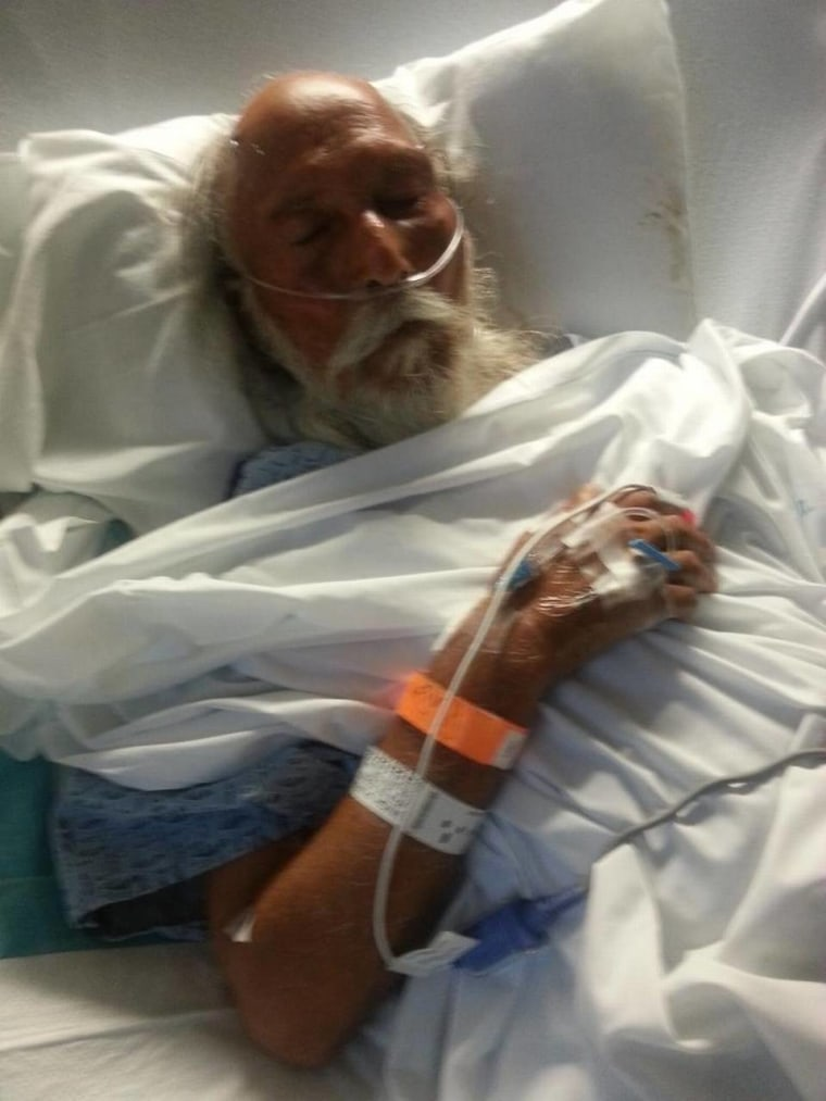 Piara Singh, then 82, spent at least a week in the hospital after he was attacked in May 2013.