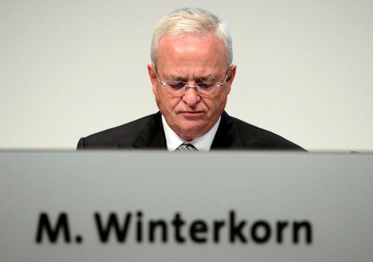 Image: GERMANY-US-AUTOMOBILE-VW-ECONOMY-FILES