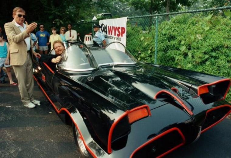 Image: Batmobile