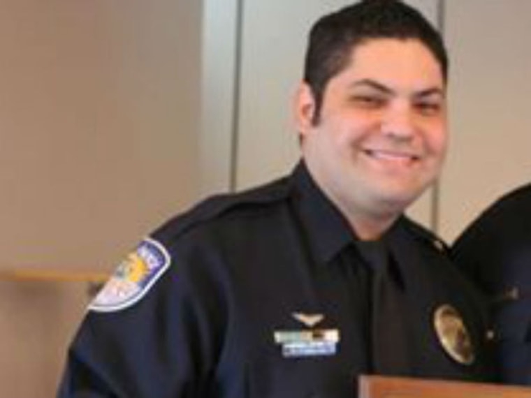 Port St. Lucie police officer Michael Harding
