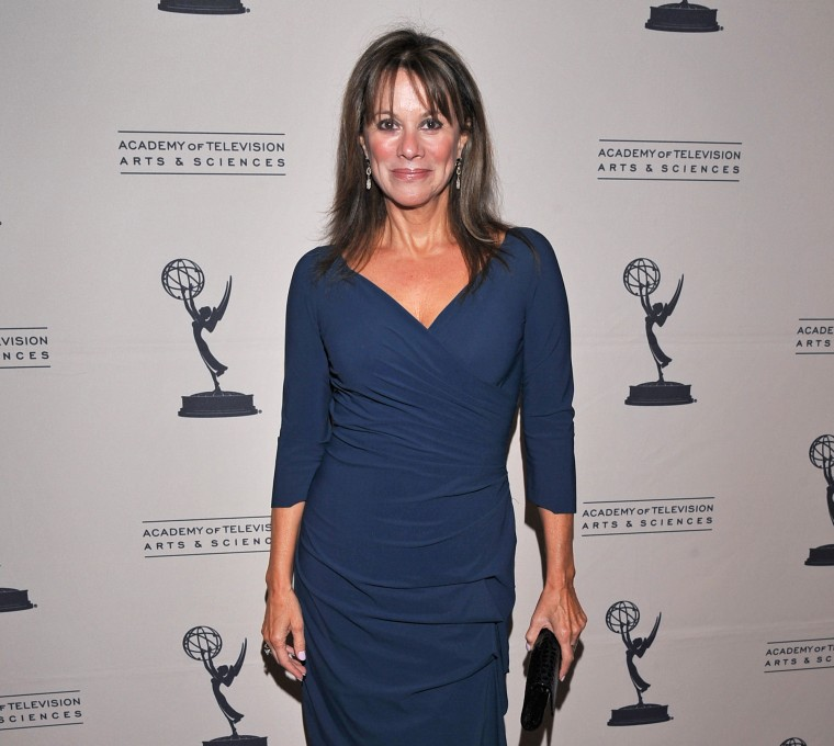 Actress Nancy Lee Grahn attends a cocktail party presented by the Academy of Television Arts & Sciences' Daytime Programming Peer Group, in celebration of the 2011 Daytime Emmy Awards Nominees at the SLS Hotel at Beverly Hills on June 16, 2011 in Beverly Hills, California.