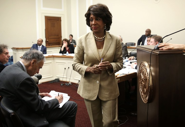 Image: U.S. Rep. Maxine Waters