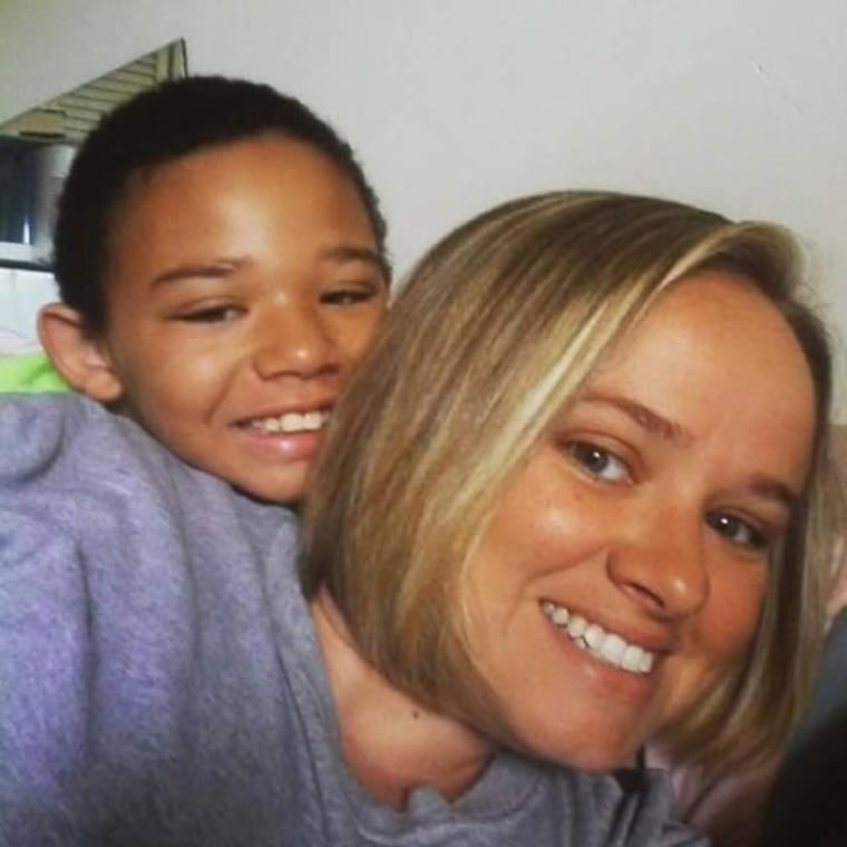 IMAGE: Jessica Nicole Smith and her son, Isaiah