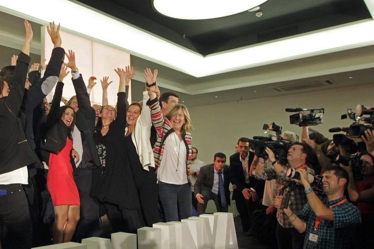 Image: Catalonia regional elections