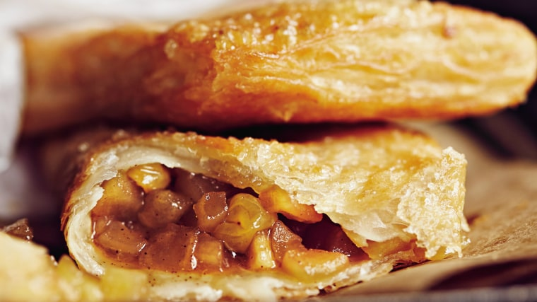 Mickey D's Fried Apple Pie