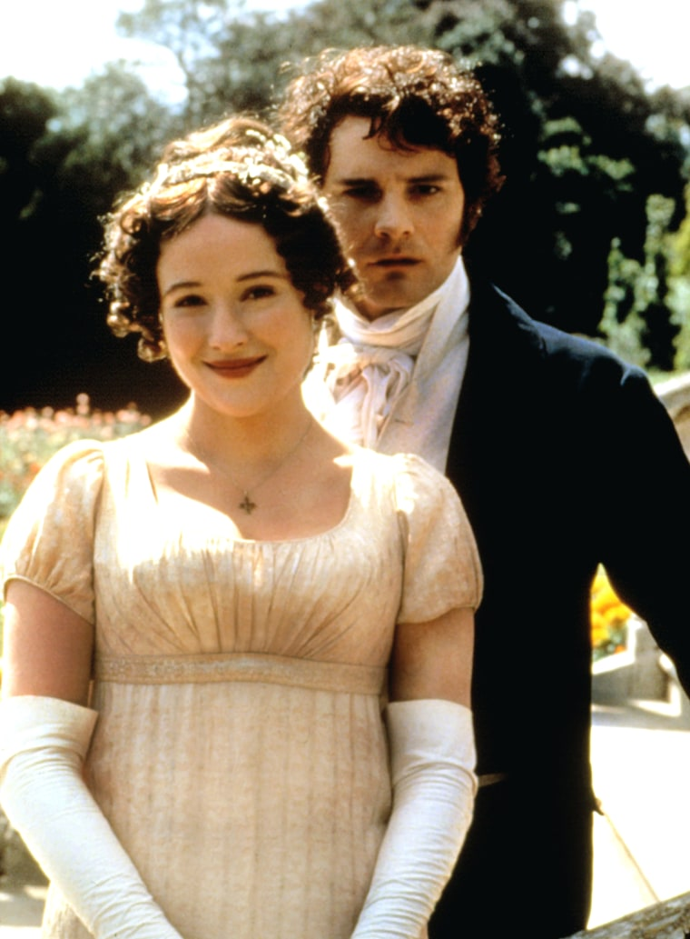 Pride and prejudice miniseries turns 20 heres why its still the pride and prejudice jennifer ehle colin firth 1995 altavistaventures Images