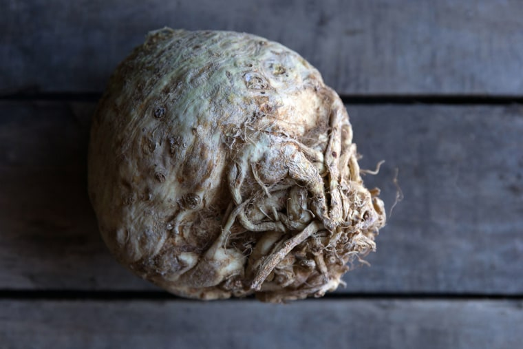 How to cook with celery root