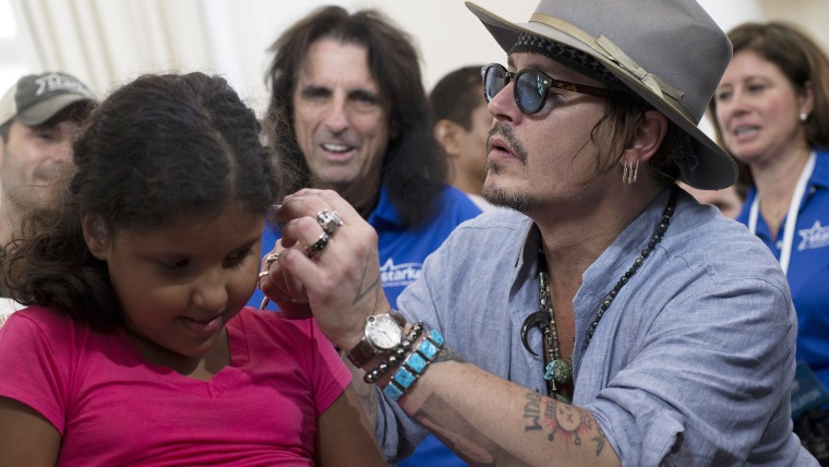 Image: Johnny Depp