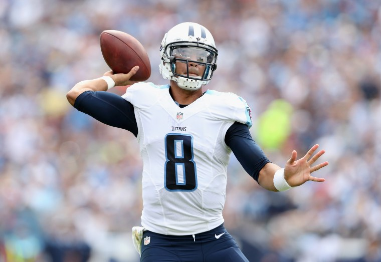 Image: Indianapolis Colts v Tennessee Titans