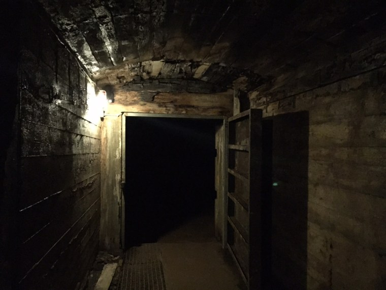Image: The Riese complex of Nazi-built tunnels that lie under southwest Poland