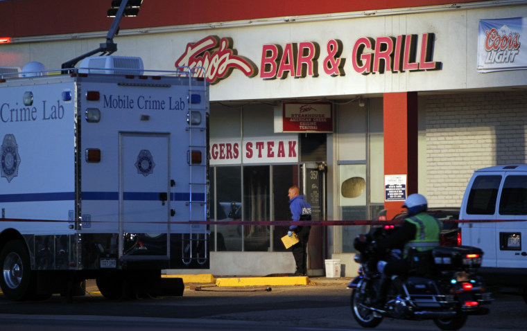 Image: Fero's Bar and Grill in Denver, Colorado