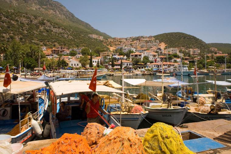 Image: Kas, Turkey
