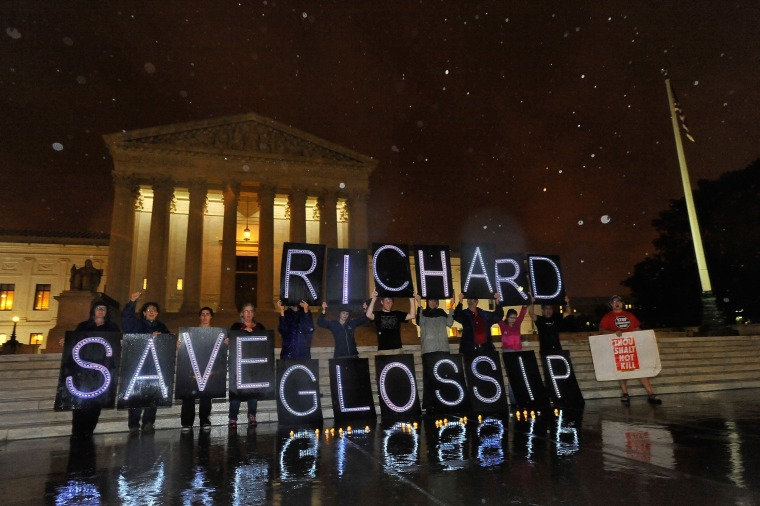 Image: Emergency Rally For Richard Glossip