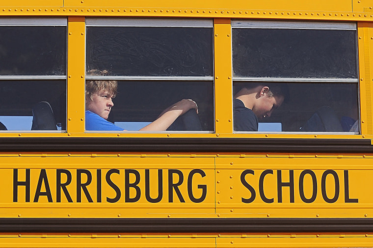 Image: Harrisburg High School Shooting