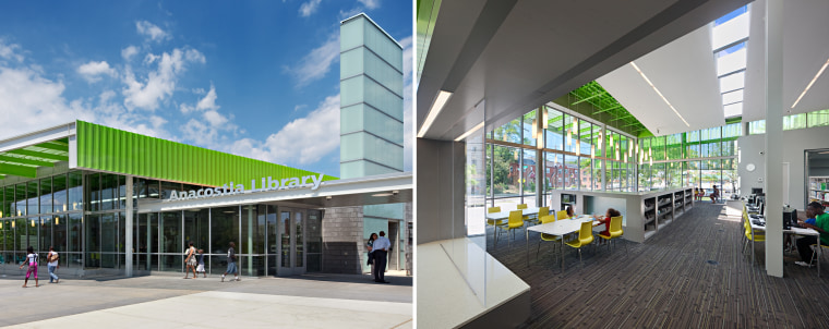 Image: Anacostia Neighborhood Library