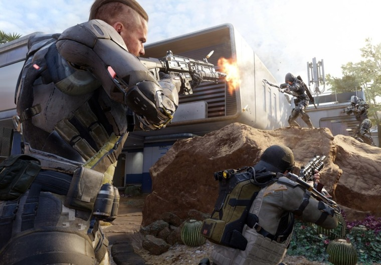 """Image: Screen grab from """"Call of Duty: Black Ops 3"""""""