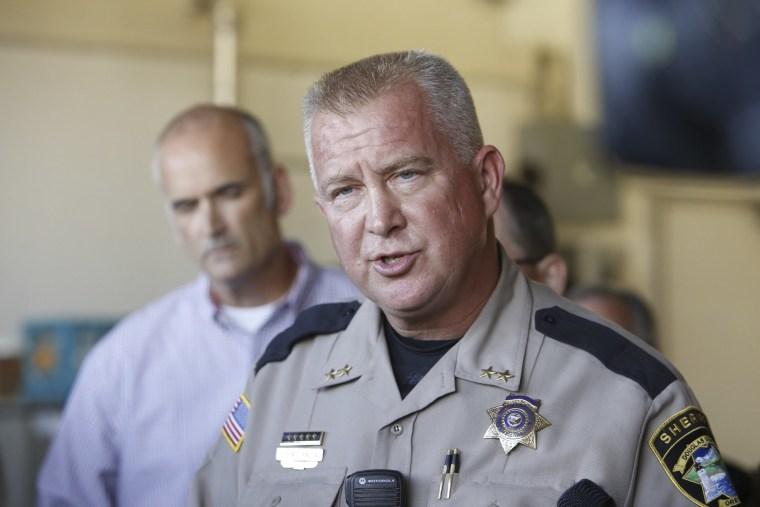 Image: Douglas County Sheriff John Hanlin