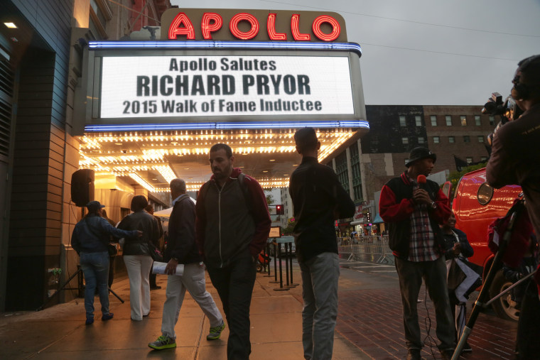 2015 Apollo Theater Walk Of Fame Induction Ceremony