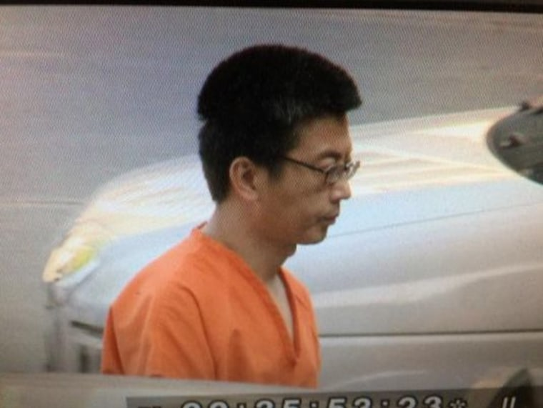 Xiwen Huang pleaded guilty Friday to one count of stealing trade secrets.