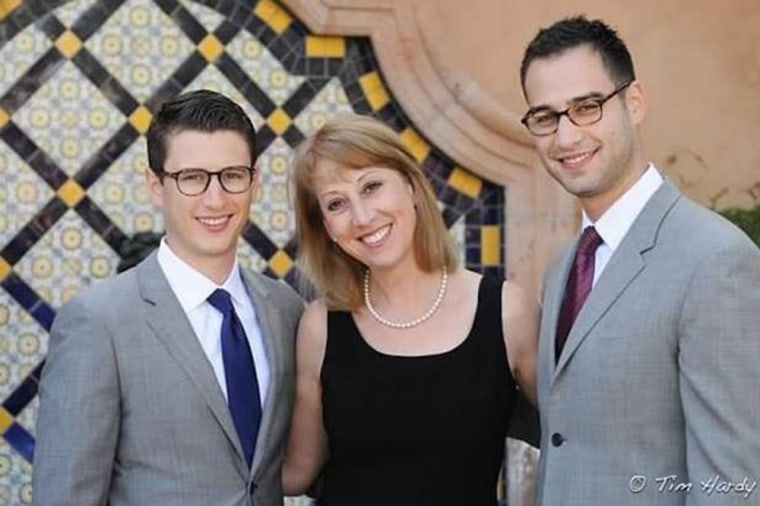 Ronni Shapiro took the GeneSight test and discovered a mutation was preventing her from responding to her antidepressants. She found the right medication and today, with her two sons, she is enjoying her life more.