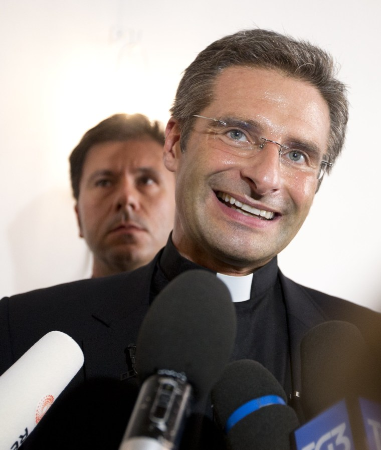 Vatican Fires Gay Priest Who Came Out Before Global Meeting