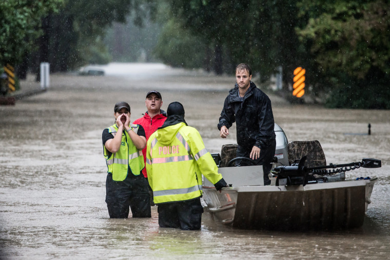 Image: South Carolina Hit By Historic Rain And Flooding