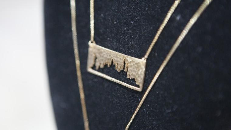 City + Sky jewelry