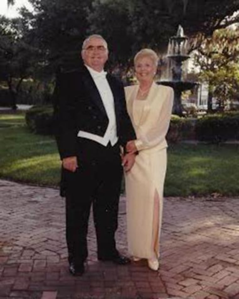 Jimmy and JoJo McLaughlin died within hours of each other