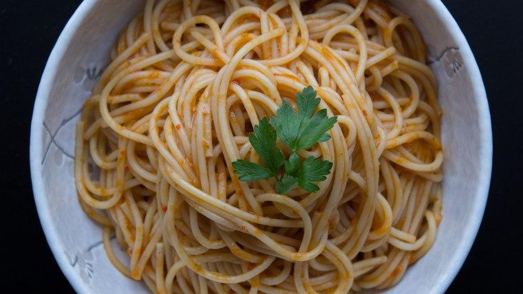 Sneaky Veggie Pasta Sauce recipe