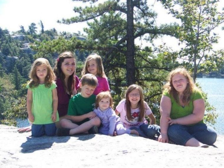 Jennifer Swartvagher's family
