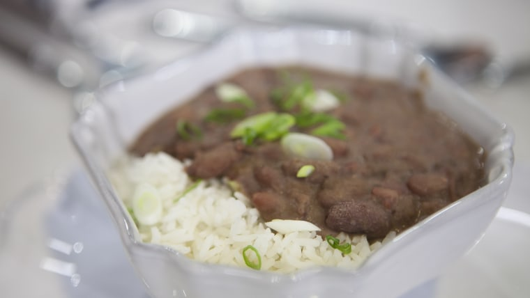 Re fried beans