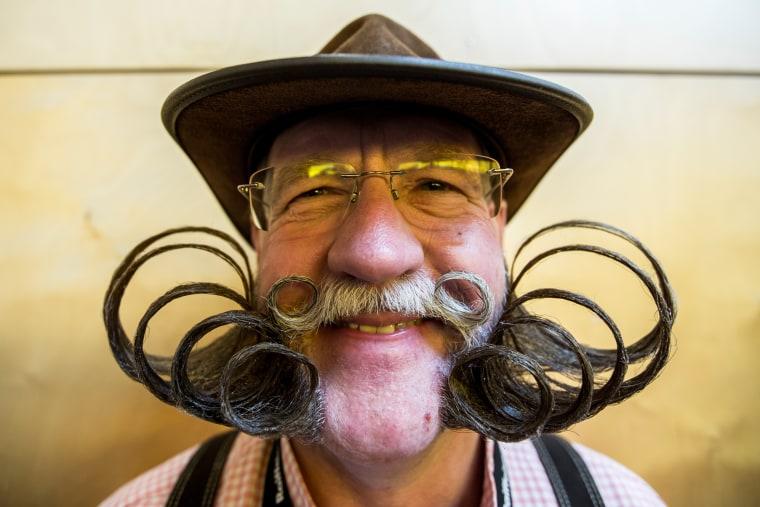 Image: World Beard And Moustache Championships 2015