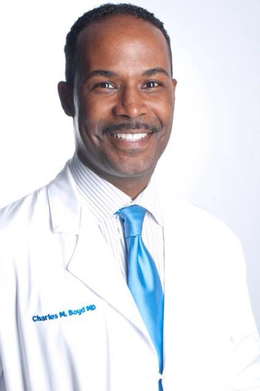Dr. Charles Boyd