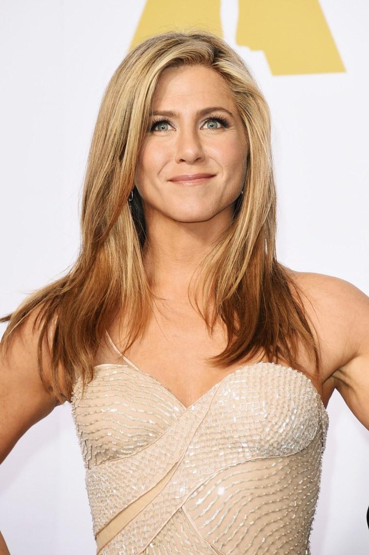 Image: Jennifer Aniston