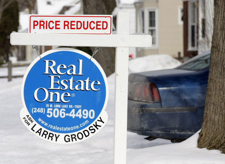 Detroit Led U.S. In Home Foreclosures In 2007