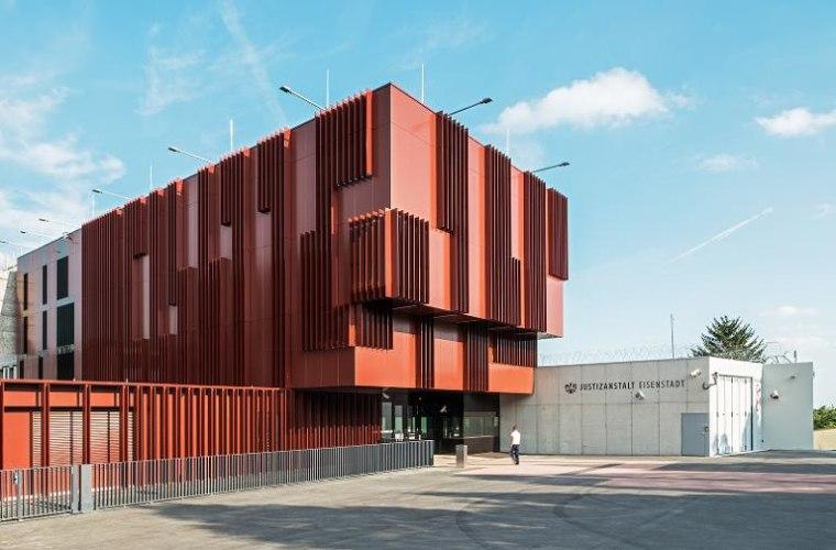 Image: Eisenstadt detention center in Austria